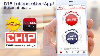 LTP Kopietz, PK Stiftung Elysium – Präsentation der Lebensretter-App, Credit: David Bohmann - PID