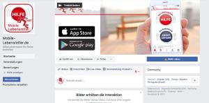 MLR-Facebookseite